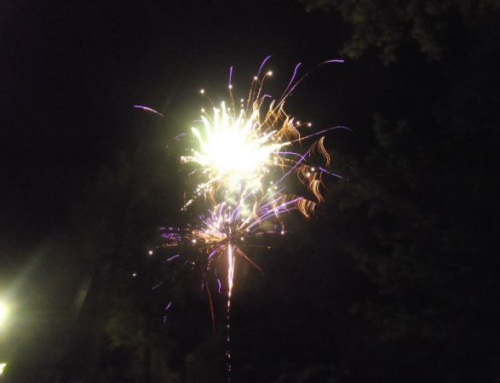 Tűzijáték fotópályázat 2012