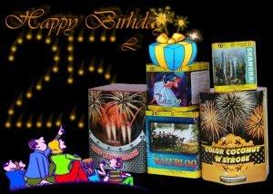 szülinapi tűzijáték csomag HBL - tűzijáték születésnapra