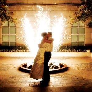 tűzijáték esküvőre - esküvői tűtijáték